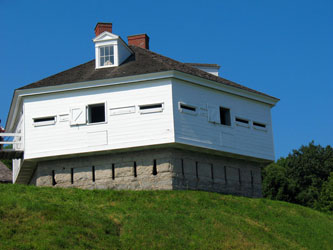 Fort McClary Block House Kittery