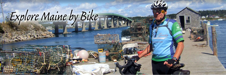 Click to Explore Maine by Bike